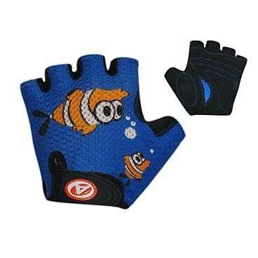 Перчатки 8-7130880 подростковые Junior Ping. сине-черные р-р S замша/синт. кожа AUTHOR 2 натуральная кожа лоскут rongyao ping пластина белый