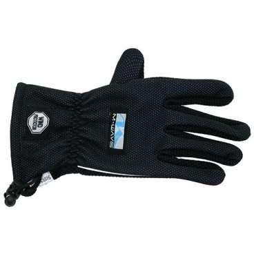 Перчатки 5-719963 длинные пальцы утепленные флис 3MSCOTCHLINE L/XL черные M-WAVE, арт: 4178 - Велоперчатки