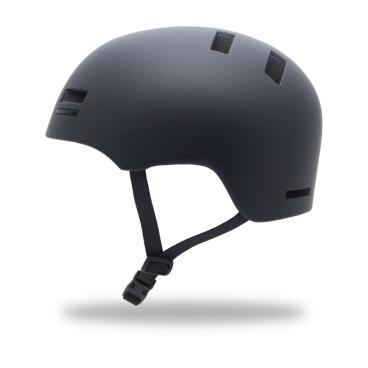 Велошлем Giro SECTION matte black L(59-63см) матовый черный GI2019031