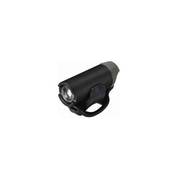 Фара D-LIGHT CG-123P 1 диод 3W Li-Ion АКБ USB-зарядка+кабель алюминиевый корпус, черная 6-6541109 от vamvelosiped.ru