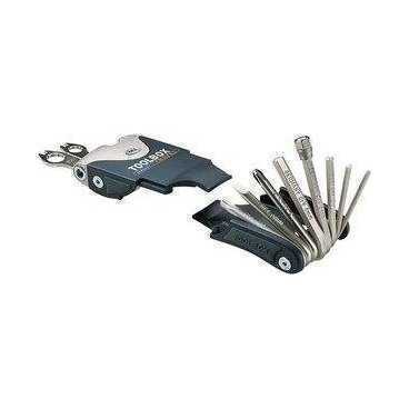 Набор SKS-10010 Toolbox Travel сталь/пластик 18-функций (Германия) 0-10010