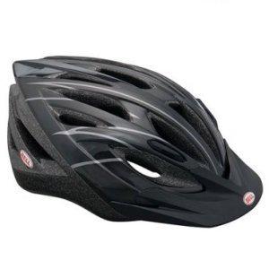 Велошлем Bell PRESIDIO mat ti substance, U(54-61см) черный BE7059554