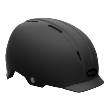 Велошлем Bell INTERSECT ретро дизайн L(58-62см) черный матовый BE7046571 от vamvelosiped.ru