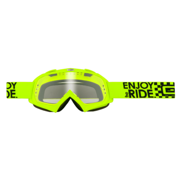 Веломаска O'Neal B-Flex Goggle Launch (Цвет Yellow, 15/16г, 6024BL-105)