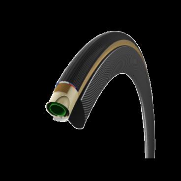 Трубчатые шины велосипедные VITTORIA Open Corsa EVO SC, 622-23, 111.395.15.23.411BXВелопокрышки<br>Уверенность и надежность при преодолении сложных участков придают шоссейные трубчатые шины Vittoria Open Corsa EVO SC<br><br>Размер: 622-23<br><br>Вес: 214 г.<br><br>Усиленная защита с боков <br><br>Кевраловая антипрокольная защита<br>