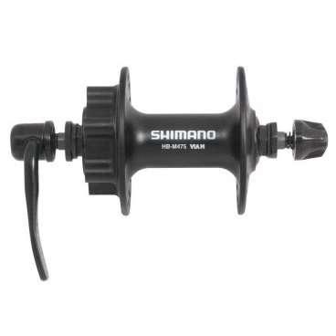 Втулка Shimano ALIVIO задняя велосипедная 36 отверстий, с эксцентриком AFHM475AZLL 2-2001