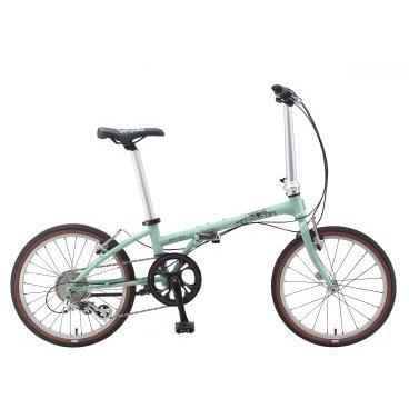 Складной велосипед DAHON Boardwalk D8 2015 от vamvelosiped.ru