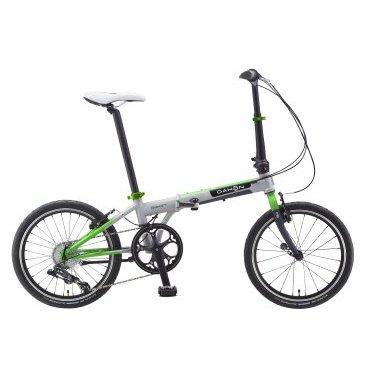 Складной велосипед DAHON Speed D8 2015 от vamvelosiped.ru