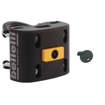 Крепёж BELLELLI для переднего и заднего велокресла B-Fix, арт.01BFIX00