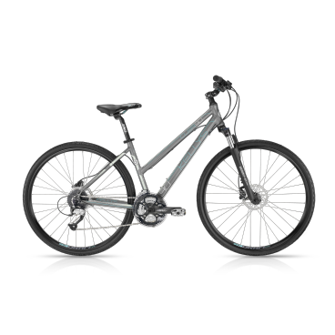 Женский гибридный велосипед KELLYS CLEA 90 2016 от vamvelosiped.ru