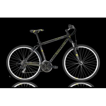 Гибридный велосипед KELLYS CLIFF 10 2016 от vamvelosiped.ru