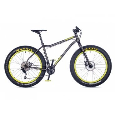 Fatbike AUTHOR SU-MO 2016 от vamvelosiped.ru