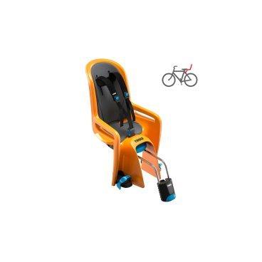 Детское велосипедное сидение Thule RideAlong New, заднее, оранжевый, 100108