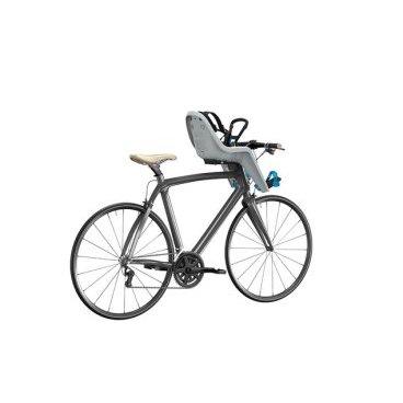 Детское велосипедное сидение на раму Thule RideAlong Mini, светло серый 100104
