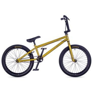 Велосипед BMX AUTHOR Pimp  2017 от vamvelosiped.ru