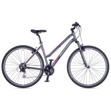 Женский гибридный велосипед AUTHOR Integra 2017, арт: 21698 - Гибридные