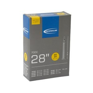 "Велокамера FV Schwalbe 28"" (18/25x622/630) SV20 60 мм, SV20 ExtraLight, 10426363"