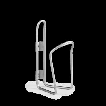 Флягодержатель на велосипед Kross Cart, серебряный, алюминиевый, T4CKZBI0052SI