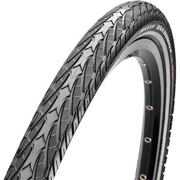 Покрышка на велосипед Maxxis Overdrive MaxxProtect, 28x1 5/8 - 1 3/8, 60 TPI, wire 70a, TB90108400
