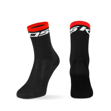 Носки Kross KRT TALL, размер M, черный, T4COD000283MBK носки kross krt tall размер xl черный t4cod000283xlbk