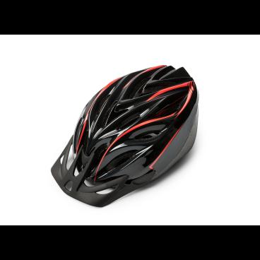 Велошлем Kross COMFY, размер L(58-61), графит, T4CKS000064LGP