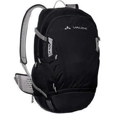 Велорюкзак VAUDE Bike Alpin, 30+5л, 52 х 34 х 30см, черный, 11944