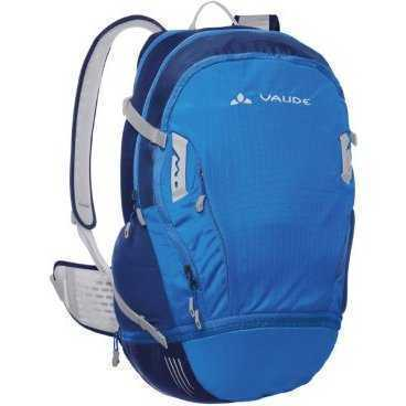 Велорюкзак VAUDE Bike Alpin, 30+5л, 52 х 34 х 30см, синий, 11944