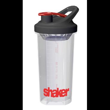 Шейкер ELITE, 0.7л, белый, пластик, EL0150401