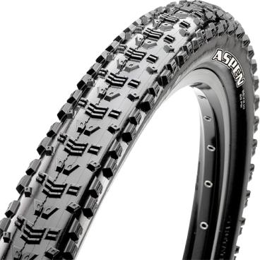 купить  Велопокрышка Maxxis Aspen Race TR, 29x2.1, 120 TPI, складная, 3C, черная, TB96653100  недорого