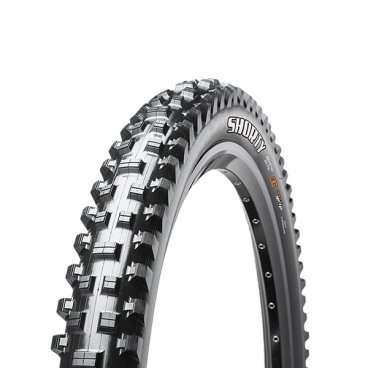 Велопокрышка Maxxis Shorty EXO TR, 29x2.3, 60 TPI, складная, 3C, черная, TB96772100 chillaz sandras shorty