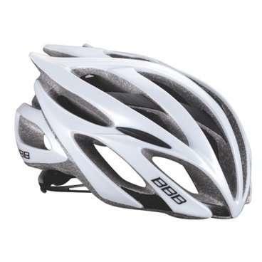 Велошлем BBB Falcon, белый, US:L (58-62см), 23 вентиляционных отверстия, BHE-01