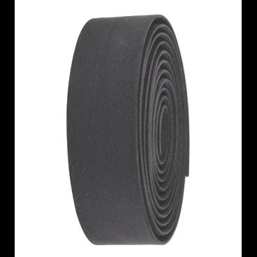 Обмотка руля велосипедная BBB h.bar tape RaceRibbon, с гелевой подкладкой, черный, BHT-05