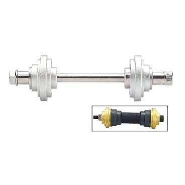 Инструмент BIKEHAND YC-25BB-30, для запрессовки кареток, 6-172530 инструмент для правки погнутых тормозных дисков с рукояткой bikehand 6 14165