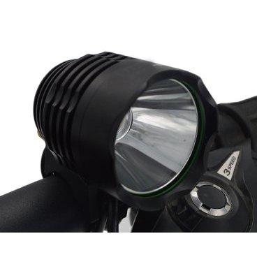 Фара велосипедная передняя, 1 светодиод, макс. 650 лм, время работы: 5 ~ 20ч, 3 режима, EBL-301U правдина н ты будешь счастливой я помогу