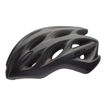 Велосипедный Шлем Bell 17 DRAFT АКТИВНЫЙ ОТДЫХ матовый черный. размер U. BE7078279