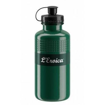 Велосипедная фляга Elite 500 мл Eroica Oil, EL0160304