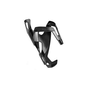 Велосипедный флягодержатель Elite Vico, карбон, черный, EL0156105