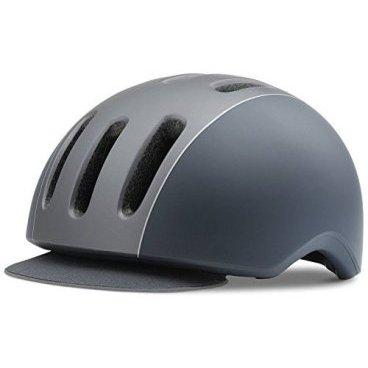 Велосипедный шлем Giro 16 REVERB MTB  матовый. титан./синий. размер M. GI7067245