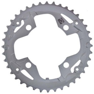 Звезда передняя SHIMANO, для FC-M4000/M3000, 40T-AN, Y1PL98050 fouriers cr dx004 cnc single chain ring bike bicycle chainrings sprocket 40t 42t for 10s shimano b c d 104mm