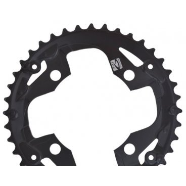 Звезда передняя SHIMANO, для FC-M3000, 40T-AX, Y1RT98010 fouriers cr dx004 cnc single chain ring bike bicycle chainrings sprocket 40t 42t for 10s shimano b c d 104mm