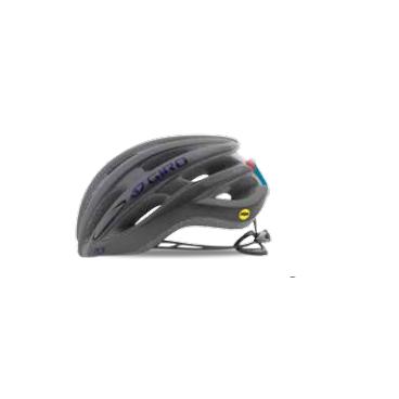 Велосипедный шлем Giro 17 SAGA MTB женский, матовый титан размер S. GI7075130