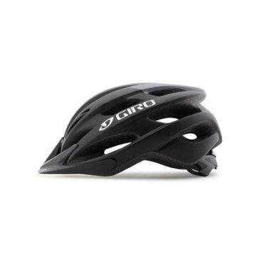Велосипедный шлем Giro 17 REVEL АКТИВНЫЙ ОТДЫХ  матовый черный графит Размер U. GI7075559 велосипедный шлем giro 17 trinity глянцевый черный белый размер u gi7075606