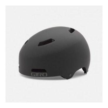 Велосипедный шлем Giro 17 QUARTER FS MTB  Матовый черный. Размер S. GI7075324 велошлем giro hex мтв m 55 59 см матовый черный gi7055293