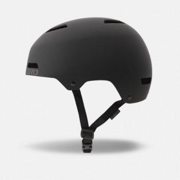 Велосипедный шлем Giro 17 QUARTER FS MTB  матовый черный Размер M. GI7075325