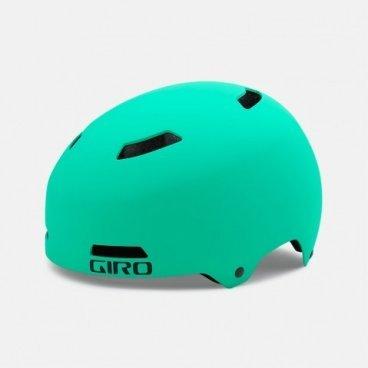 Велосипедный шлем Giro 17 QUARTER FS MTB  матовый бирюзовый размер S. GI7075354