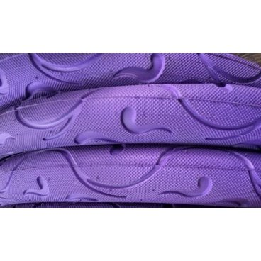 Покрышка Vinca sport PQ-807, 16*2.125, фиолетовая, PQ-807 16*2.125 violet