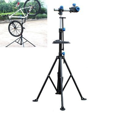 Стенд велосипедный ремонтный HORST, до 30кг, профи алюминий, складной, регулируемый, 00-170311 стенд складной с дисплеем 10 а4 сочи