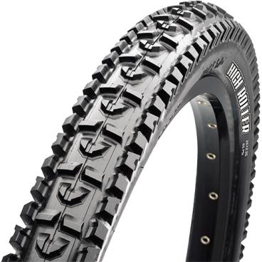 купить  Покрышка велосипедная Maxxis High Roller, 26x2.35, 60DW, MaxxPro ST/42a, черная, TB73615700  недорого