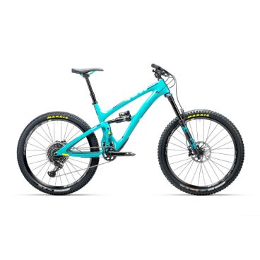 "Двухподвесный велосипед Yeti SB6 EAGLE 27,5"" 2017 от vamvelosiped.ru"