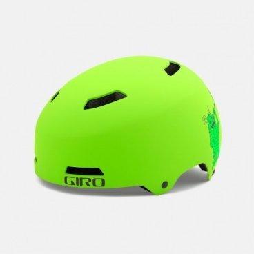 Велосипедный шлем Giro 17 DIME FS детский. глянцевый желтый. размер S, GI7075701